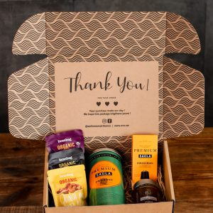 Wellness Nutrition Company Assorted Gift Box 1
